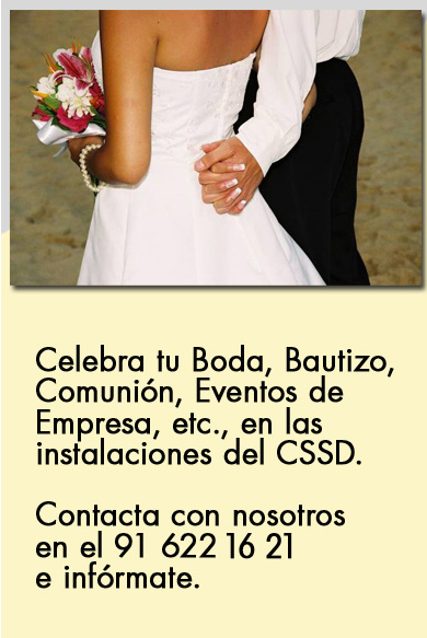 boda eventos zona norte de madrid